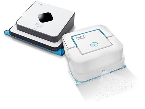 床拭きロボット「ブラーバ」