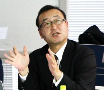 日本システムウエア株式会社/ITソリューション事業本部 営業統括部 第4営業部 長谷川雅芳氏